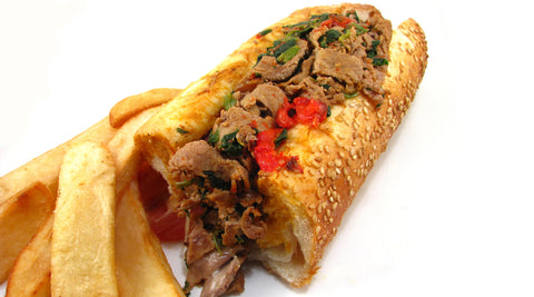 Guthrie Steak Sandwich