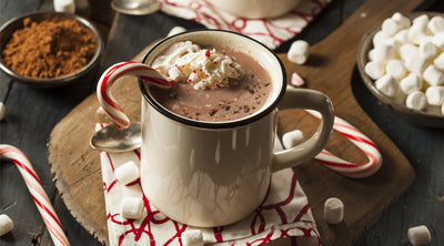 Hot Chocolate Peppermint Perfection
