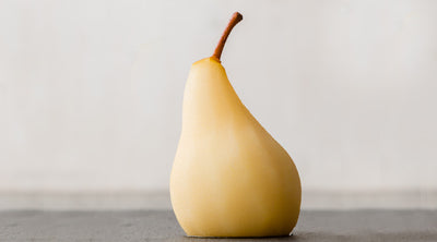 Elegant Poached Pear Salad