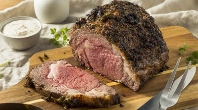 Yes You Can Make This Prime Rib Roast