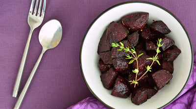 Roasted Curry Beets