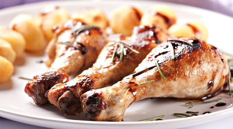 Rosemary & Blueberry Balsamic Chicken