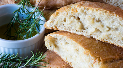 Italian Roasted Garlic Bread