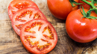 Spicy Sliced Tomatoes