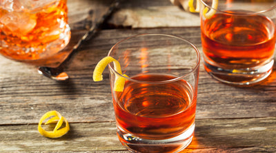 Spirited Sazerac