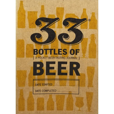 33 Bottles of Beer Pocket Journal