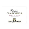 Alaine Jaume CDR Rouge Grand Veneur Reserve label