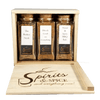BBQ Spice gift set boxed