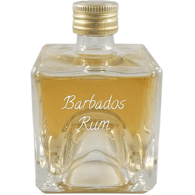 Barbados Rum 100 ml bottle