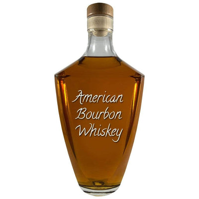 American Bourbon Whiskey 750 ml bottle