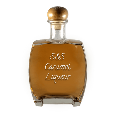 Caramel Liqueur 750 ml bottle