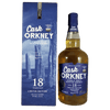 A.D. Rattray Orkney Single Malt Scotch Whisky, 18 year image