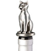 Wine Aerator Cat closeup