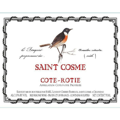 Chateau St. Cosme Cote Rotie