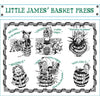 Chateau St Cosme Little James Basket Press Blanc
