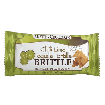 Chili Lime Tequila Tortilla Brittle