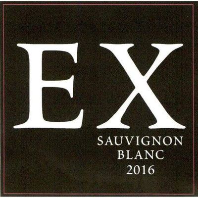 Wrath Ex Sauvignon Blanc label