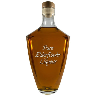 Pure Elderflower Liqueur 750 ml bottle