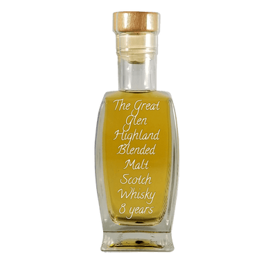 The Great Glen Highland Blended Malt Scotch 375 ml bottle