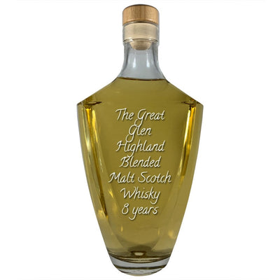 The Great Glen Highland Blended Malt Scotch 750 ml bottle