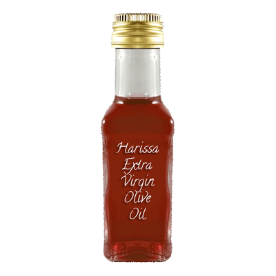 Harissa Extra Virgin Olive Oil small bottle