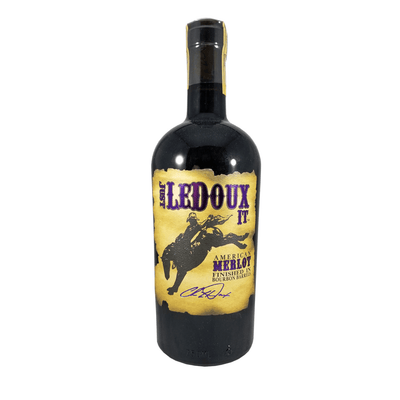Just LeDoux It Merlot