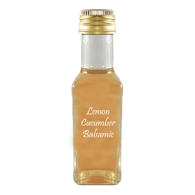 Lemon Cucumber Balsamic small bottle