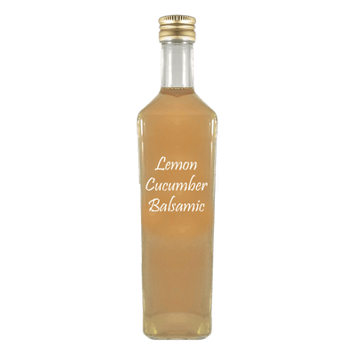 Lemon Cucumber Balsamic