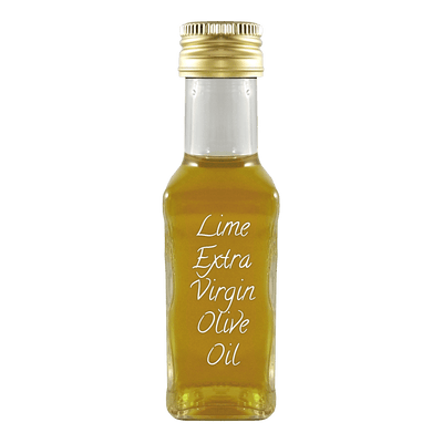 Lime Extra Virgin Olive Oil small bottle
