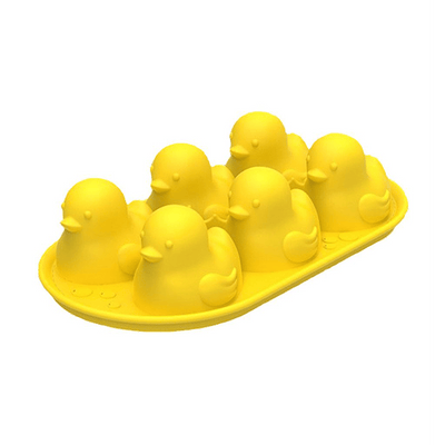 Quack the Duck Silicone Ice Cube Tray