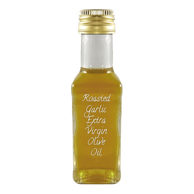 Roasted Garlic Extra Virgin Olive Oil small bottle