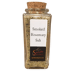Smoked rosemary salt bottle