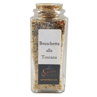 Bruschetta alla Toscana bottle