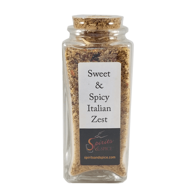 Sweet and Spicy Italian Zest