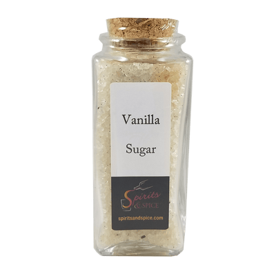 vanilla sugar bottle