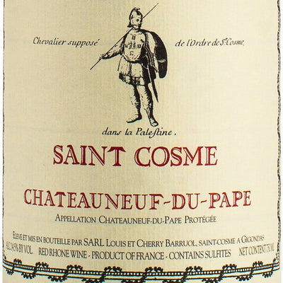 Chateau St. Cosme Chateauneuf du Pape