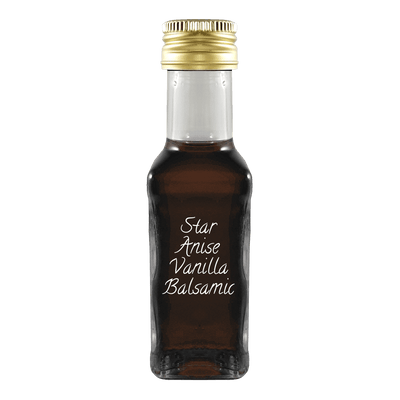 Star Anise Vanilla Balsamic bottle small
