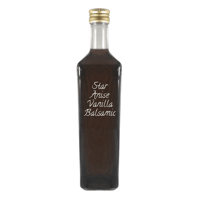 Star Anise Vanilla Balsamic bottle large