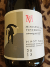 Ministry of the Vinterior Pinot Noir