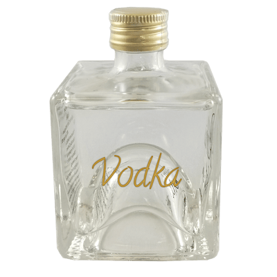 S&S Vodka 100 ml bottle