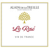 Alain de la Treille Le Rose label