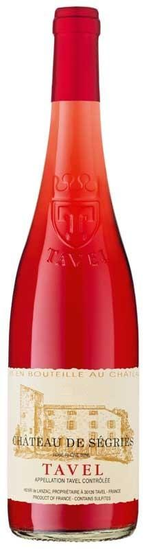 Chateau Segries Tavel Rose