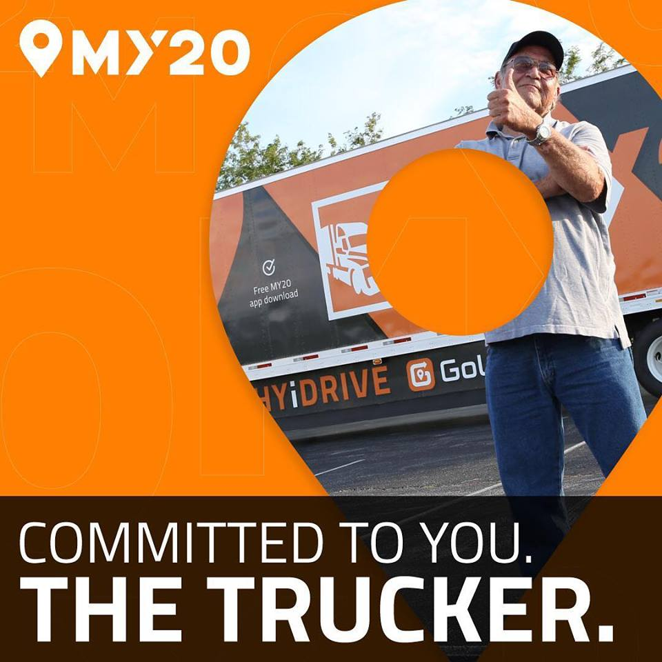 My20 ELD is committed to the truckers of America