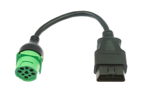 My20 ELD Adapter Cable OBDII (J1962) to 9 pin (J1939)