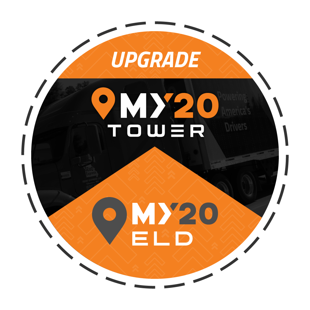 UPGRADE Subscription from My20 ELD to My20 Tower