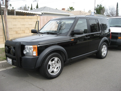 2005 Land Rover LR3 - Keyless Entry System Malfunction