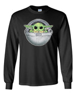 Baby Yoda Star Wars Parody T Shirt Mandalorian Fan Art