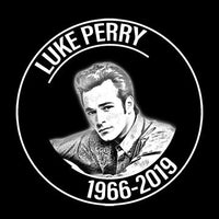 Luke Perry Memorial Rip T Shirt