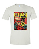 Stan Lee Spiderman Comic Book Cover Graphic T Shirt