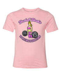 Barbell Barbie (Kids & Toddler)
